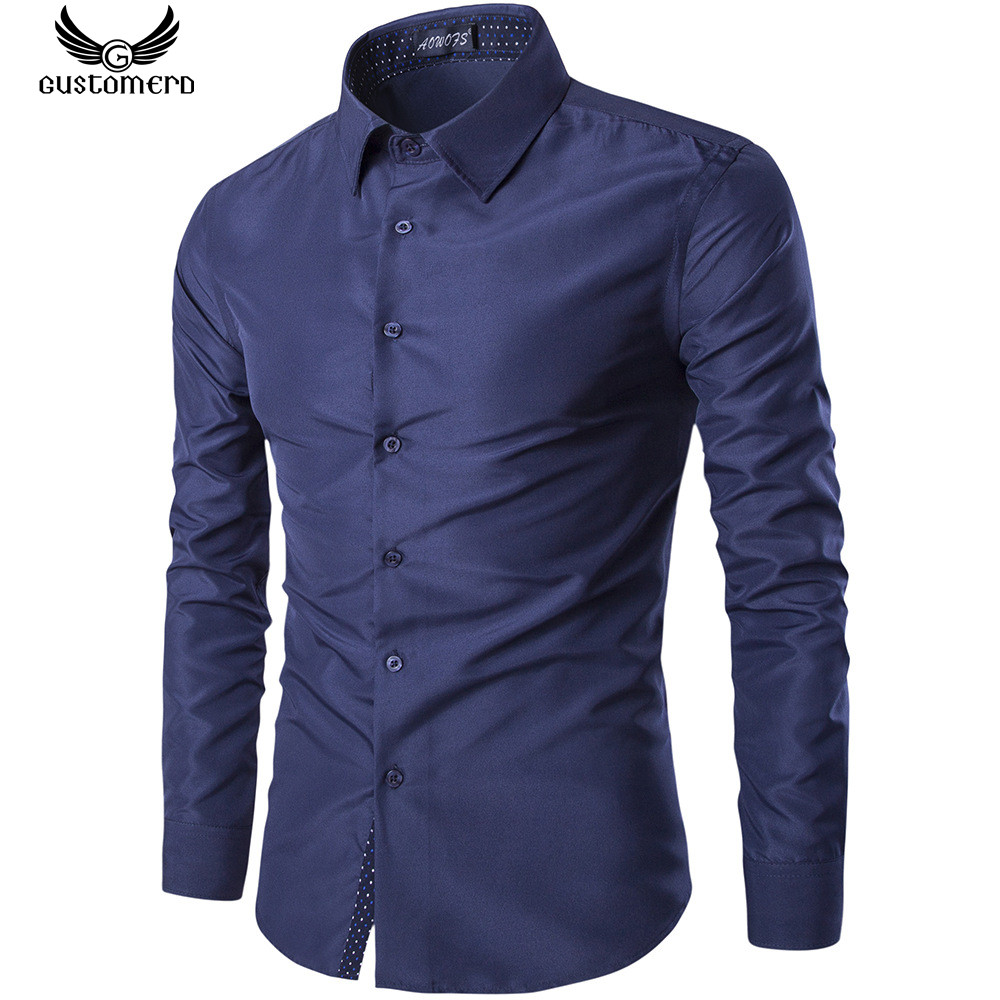 Alimens & Gentle Mens French Cuff Dress Shirt Men Long Sleeve Solid Color Striped Style Cufflink Include Fashion New. US $ US $ 20% off. Alimens & Gentle Mens Tuxedo Shirt Party Wedding Long Sleeve Dress Shirt Men With Two Ties Color Black White Pink Male Camisa. US $