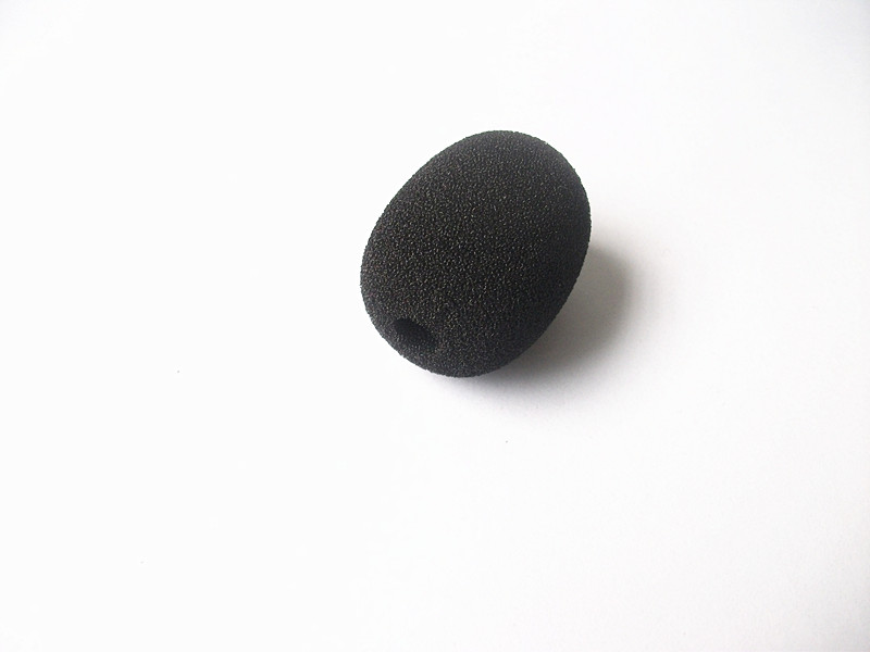 Linhuipad WS 0630 Foam Microphone Windscreen mic sponge cover 6mm inner diameter 30mm inner length 3000pcs