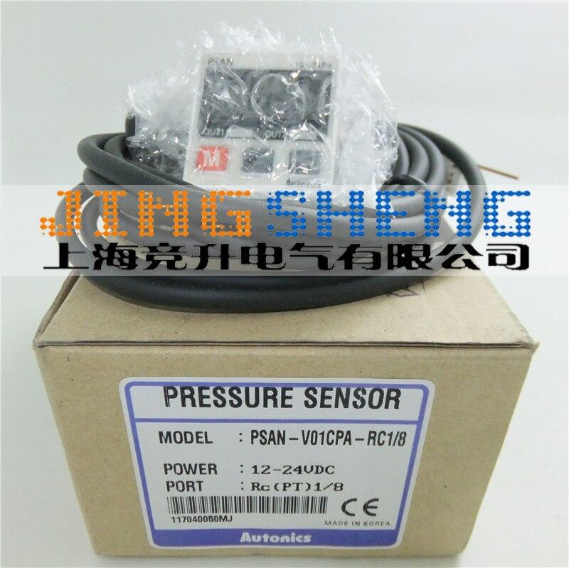 PSAN-V01CPA-RC1/8 100% Nuovo Originale Genuino Sensori di Pressione PSAN-V01CPAPSAN-V01CPA-RC1/8 100% Nuovo Originale Genuino Sensori di Pressione PSAN-V01CPA