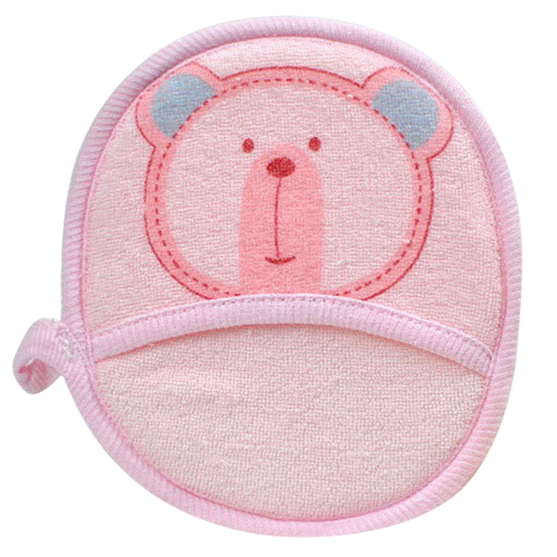 3 Colors Soft Bath Towel Cute Animals Kids Baby Bath Towels Infant Cotton Cartoon Wash S ...