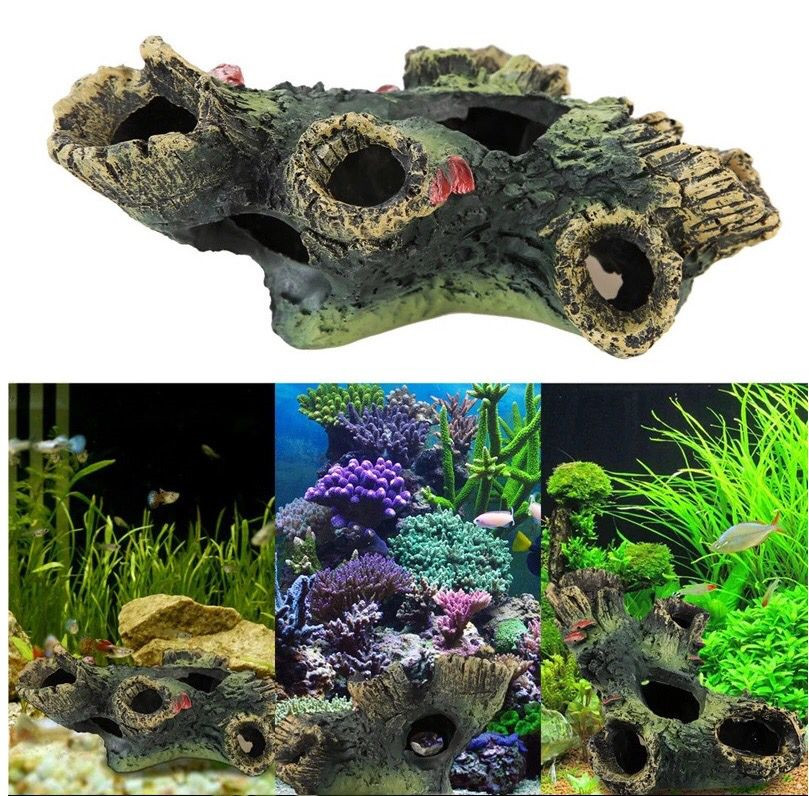 Online buy wholesale 150g aquarium from china 150g for Aquarium wood decoration