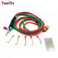Jewelry Welding Torch The Little Torch With 5 Tip Jewelry Welding Tools For Oxygen Acetylene