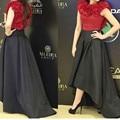 New Arrvial 2016 Celebrity Oscar Dresses Backless Evening Dress