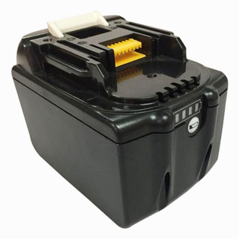 BL1890 Battery Case Box PCB Charging Protection Board Shell For MAKITA 18V BL1860 6.0Ah 9.0Ah LED Li-ion Battery Indicator