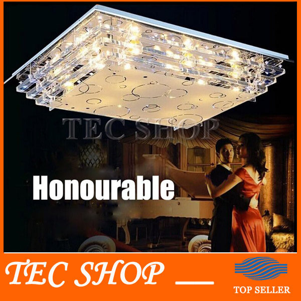 Best price jh modern led rectangle ceiling lights living room best price jh modern led rectangle ceiling lights living room restaurant crystal light led lighting fixtures aloadofball Choice Image