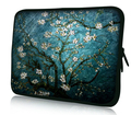 "10"" 10.1"" 10.2"" Van Gogh Flower Laptop Tablet Notebook Sleeve Bag Case Pouch Protector For ASUS Transformer Book T100/T100TA"