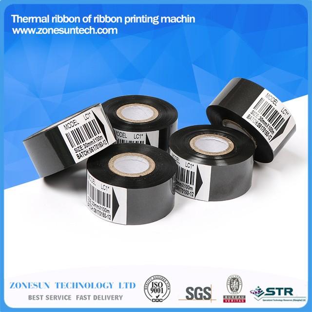 热色带的带状打印 - 机 -  30-100m最新打印条带换塑料和纸 -  5roll.jpg_640x640