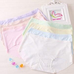 Image 2 - 4pcs/lot Seamless Panties Underwear Women Calcinhas Panty Woman Culotte Femme Underpants Briefs Ladies ondergoed dames slip Srj