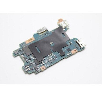 где купить NEW NEX - 5 motherboard for SONY NEX-5 mainboard NEX5 main board dslr Camera repair parts по лучшей цене