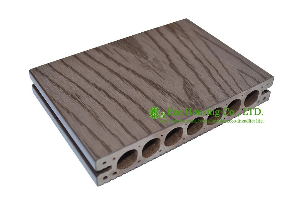 WPC Decking With Wood Grain Style,Waterproof Outdoor Deck Manufactuer,WPC Decking Floors Price, Outdoor WPC Decking For Balcony