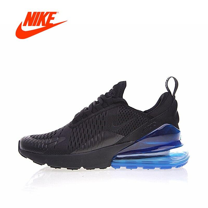 Оригинальный Новое поступление Аутентичные Nike Air Max 270 Для мужчин дышащие кроссовки хорошее качество кроссовки Спорт на открытом воздухе ...