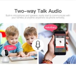 Image 3 - SDETER 1080P 720P IP kamera güvenlik kamerası WiFi kablosuz güvenlik kamerası gözetim IR gece görüş P2P bebek izleme monitörü Pet kamera