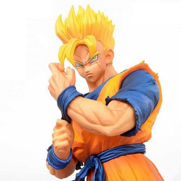 """Japão Anime """"Dragon Ball Z"""" Resolução de Soldados Vol.6 Coleção Figura Banpresto originais-Son Gohan (versão do futuro.)"""