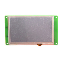 DMT48270M050_02WT 5 inch Serial port screen Mini Resistive touch screen LCD module DMT48270M050_02W DMT48270M050_02WN
