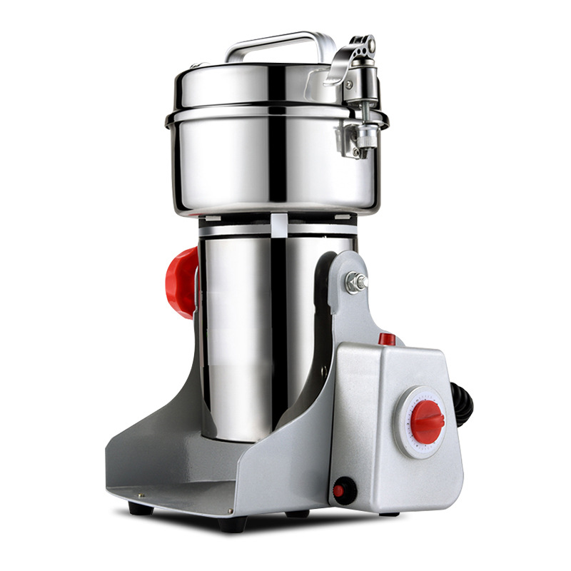 Coffee Grinder Wheat Spices Hebals Cereal Mill Grinder Coffee Food Grinding House Flour Mill Crusher Coffee Grinding Machine dl 92k coffee grinder mill electric crusher multifunction household electric coffee grinder grinding machine pepper mill delta