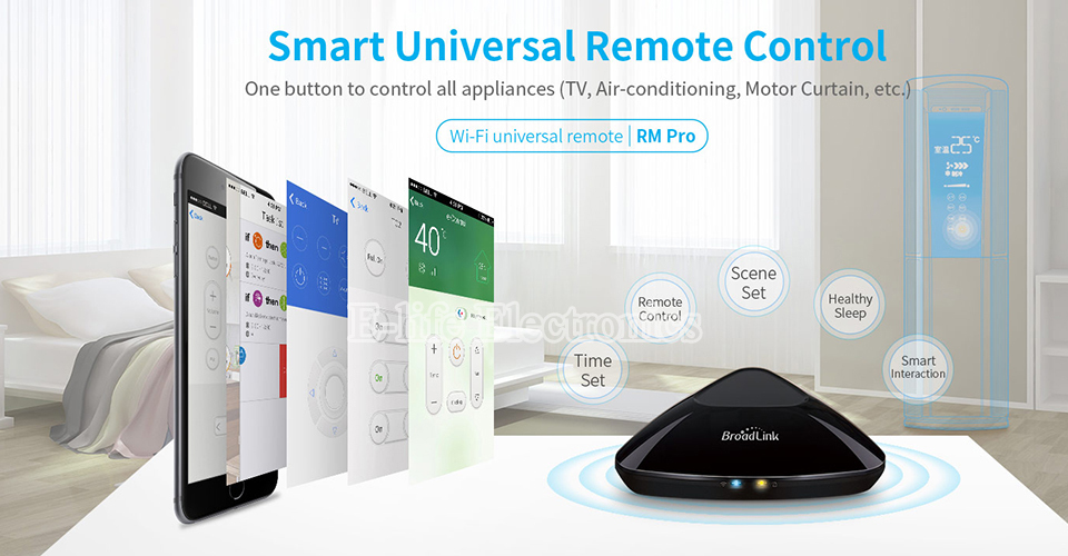 RM PRO Smart home Universal Intelligent controller,WIFI+IR+RF Wireless switch remote iphone android 1.jpg