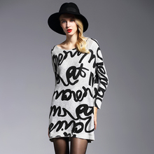 New 2016 Winter Long Sleeve Knitted Slim Women Sweater And Pullovers Plus Size Loose Sweaters  Pulover Feminino Inverno 7258