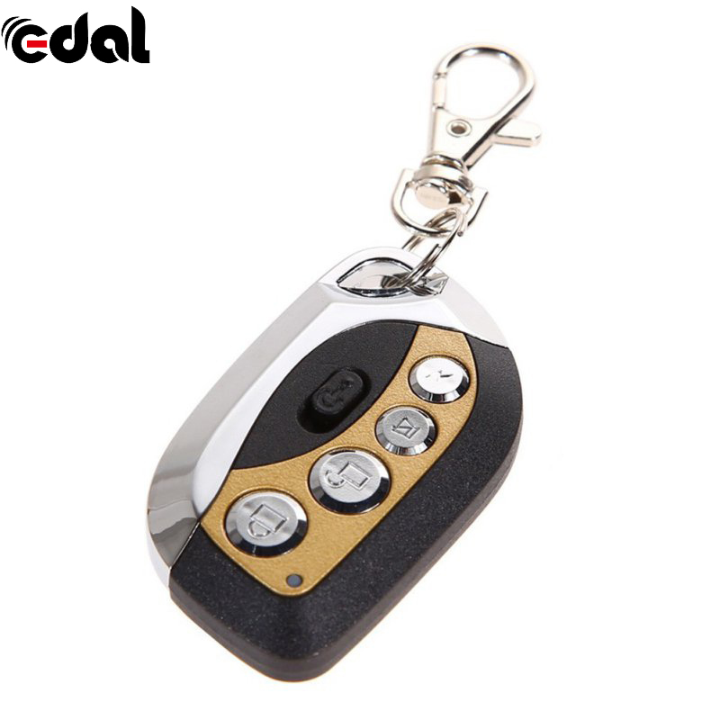 Edal Remote Control 1PC Fashion Wireless Universal Remote Control 433mhz Remote Control For Gates ...