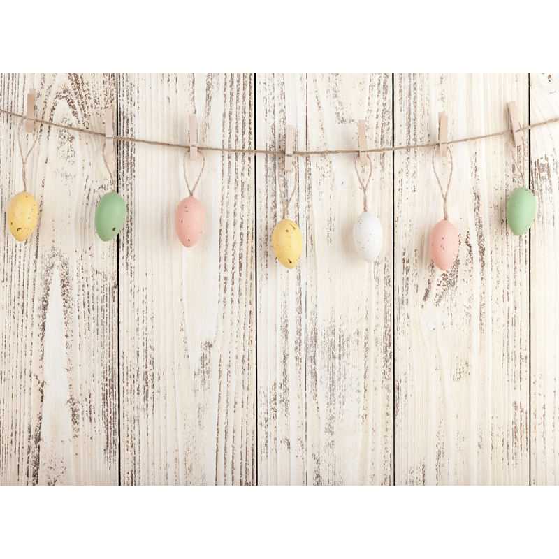 Happy Easter Vinyl Photography Background For Newborn Wood Wall Egg New Fabric Flannel Backdrop For photo studio GE-300 allenjoy professional photography background wood tree snow blur newborn vinyl fabric for sale 8x8 10x20 backdrops