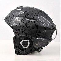 ProPro Brand SHM 001 ABS EPS Ski Skiing Snowboard Skate Skateboard Veneer Helmet For Adult Men