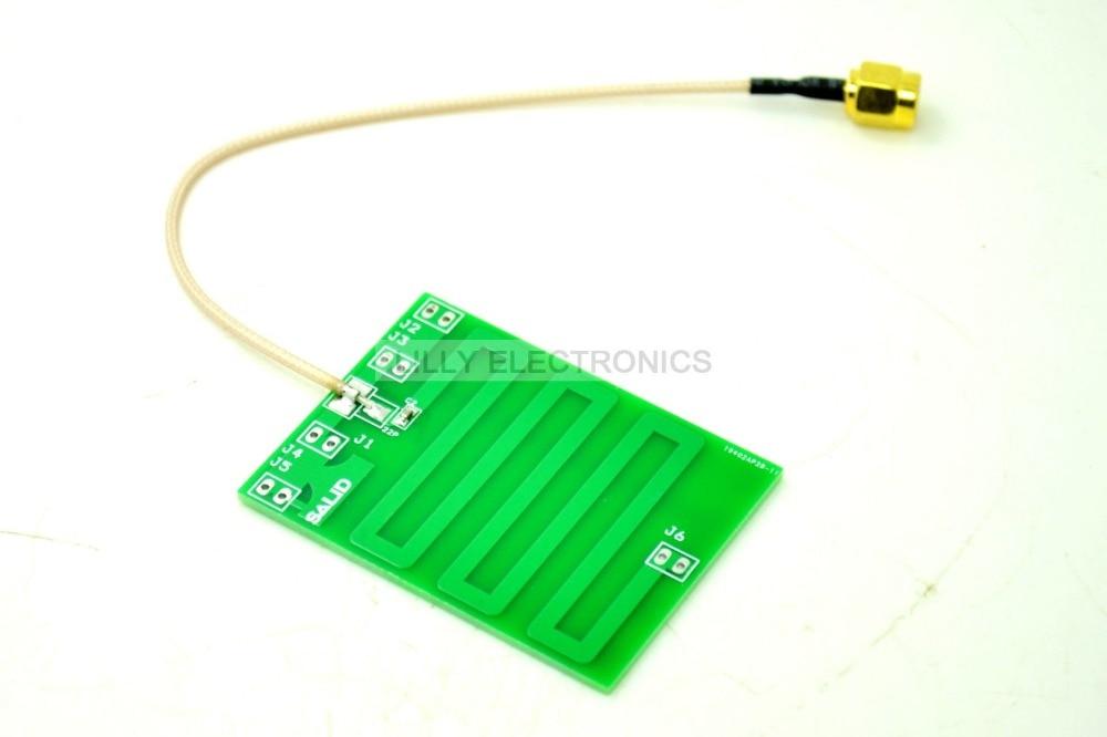 5dBi PCB UHF RFID 902-928 M Antenne 5 cm X 5 cm avec SMA connecteur