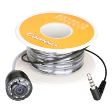 800TVL Underwater Fishing IR Camera 15m Cable for Video Fish Finder Camera FF112 (No Monitor)