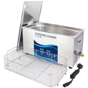 Image 5 - Industrial 22L Ultrasonic Cleaner Bath 0~900W Power Adjustable Digital Degas  Sonic Washing Machine Lab Car Parts PCB Hardware