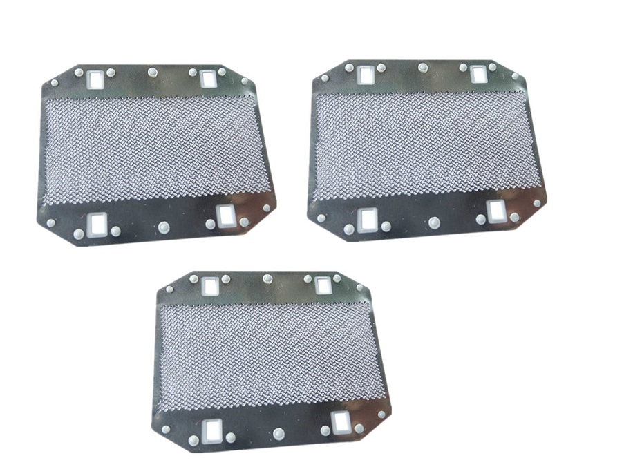 3xShaver Replacement  Foil Screen For Panasonic ES9943 ES3800 ES3830 ES3831 ES3832 ES3760 ES-SA40 SA-40 ES-RC40 Razor Grid Mesh