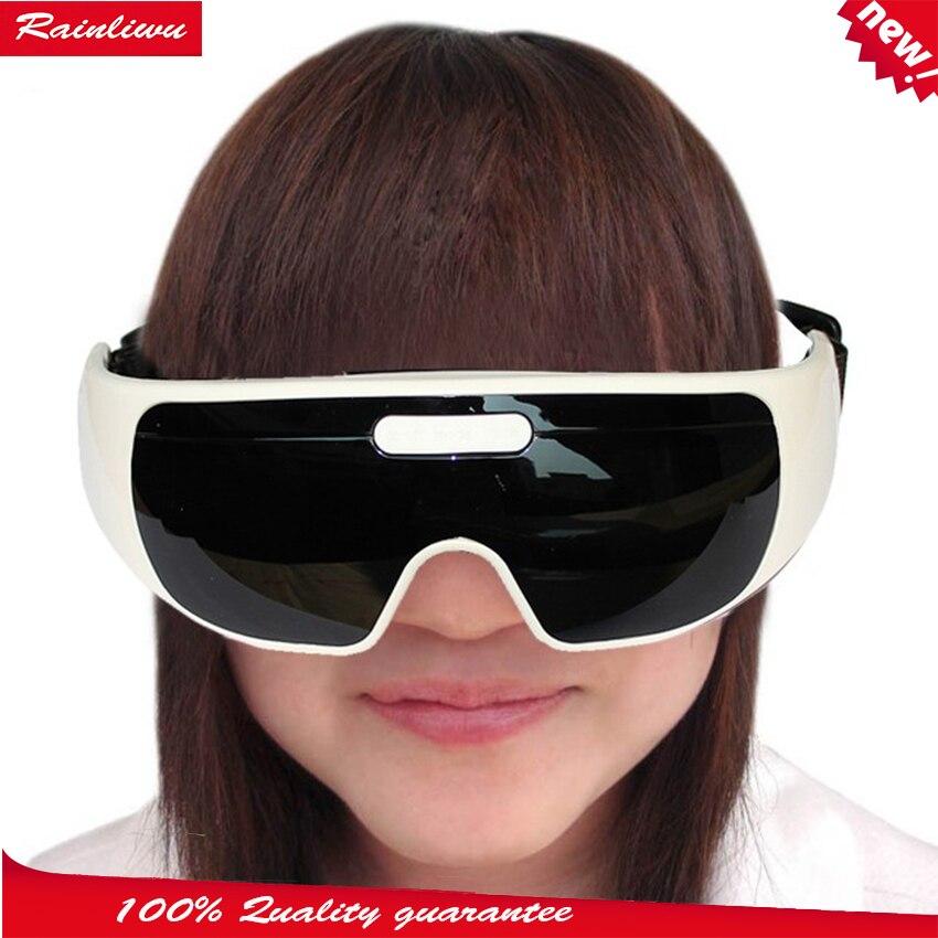 где купить Eye Massager Magnetic vibration massage Eyes Chinese Acupoint massage Eye Protection relaxation Instrument по лучшей цене