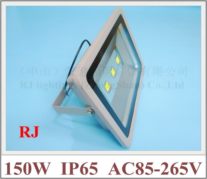 150W LED flood light floodlight waterproof LED spot lamp 150W (3*50W) AC85-265V 12000lm IP65 CE ROHS high power ultra bright