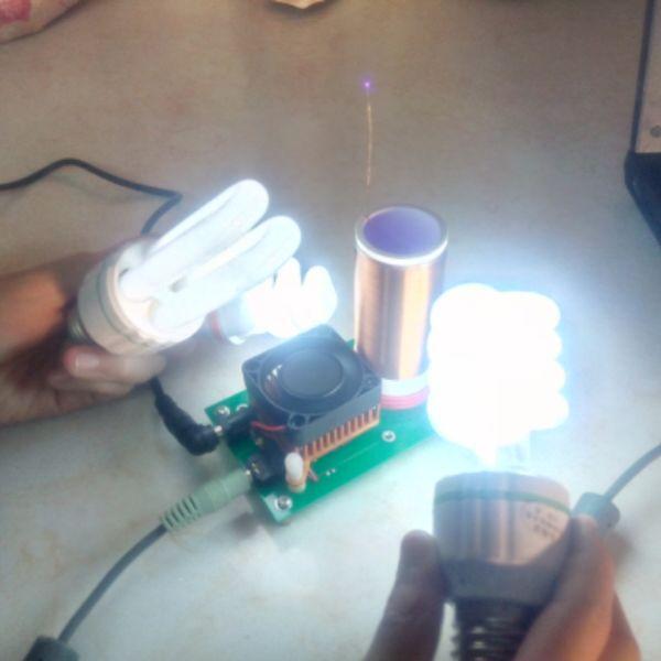 Elektronische speelgoed/muziek teslarol/plasma speaker/draadloze ...