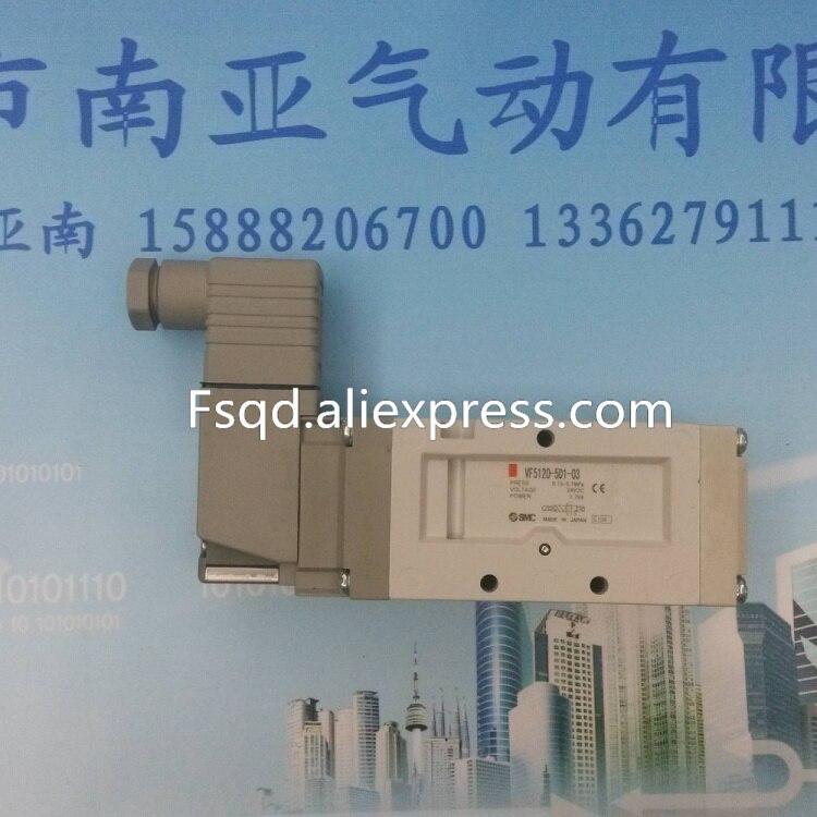 VF5120-5D1-03 SMC solenoid valve electromagnetic valve pneumatic component мазь лыжная луч vf 1