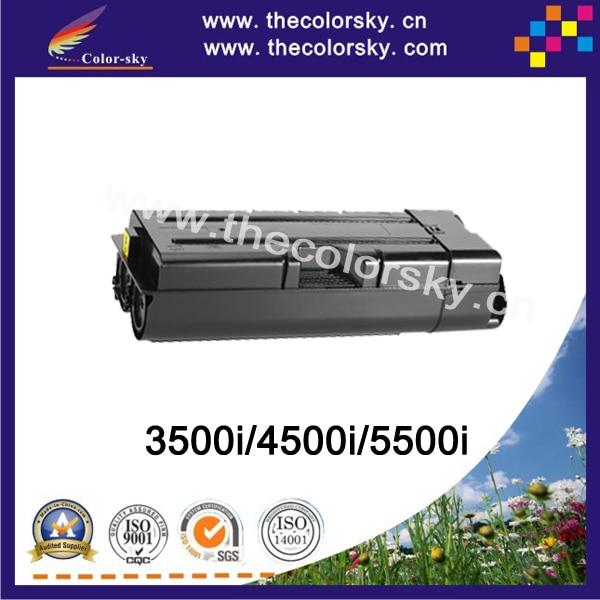 US $74 55 |(CS TK6305) BK compatible toner printer cartridge For Kyocera  TASKALFA TK6308 TK6309 3500 4500 5500 (34k pages) free Fedex-in Toner