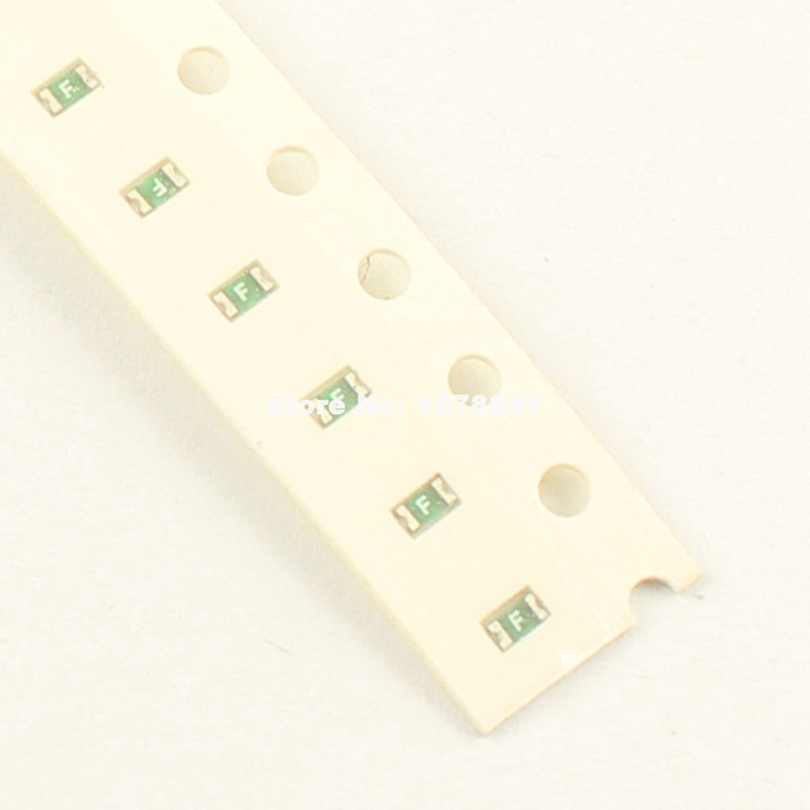 5Pcs Littelfuse Fast Acting SMD SMT 1808 0.25A 250mA 125V Surface Mount Fuses