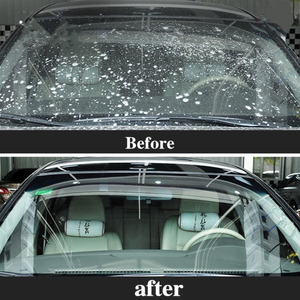 Image 5 - 10 Pcs กระจกรถยนต์ใบปัดน้ำฝนเครื่องซักผ้าเข้มข้นเม็ดฟู่ Solid ทำความสะอาดหน้าต่างรถ Tidy แก้วของเหลวหน้าจอผงซักฟอก