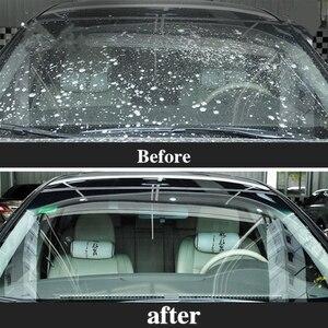 Image 5 - 10 sztuk myjka do wycieraczki samochodowej skoncentrowany musujący tabletki stały płyn do szyb samochodowych Tidy Glass Fluid Screen Detergent