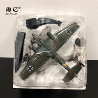 AMER 1/144 Scale Airplane Model Toys World War II 1942 Dornier Do 24T Fighter Diecast Metal Plane Model Toy For Collection/Gift