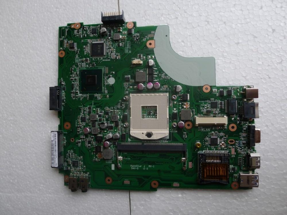 K43L integrated motherboard for asus laptop K43L 100 full test