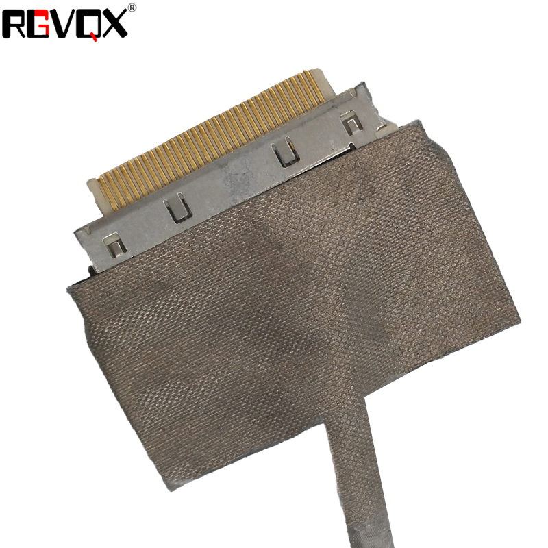 New Original LCD LED Video Flex Cable For LENOVO G500 G505 For Integrated graphics PN DC02001PS00 in Computer Cables Connectors from Computer Office