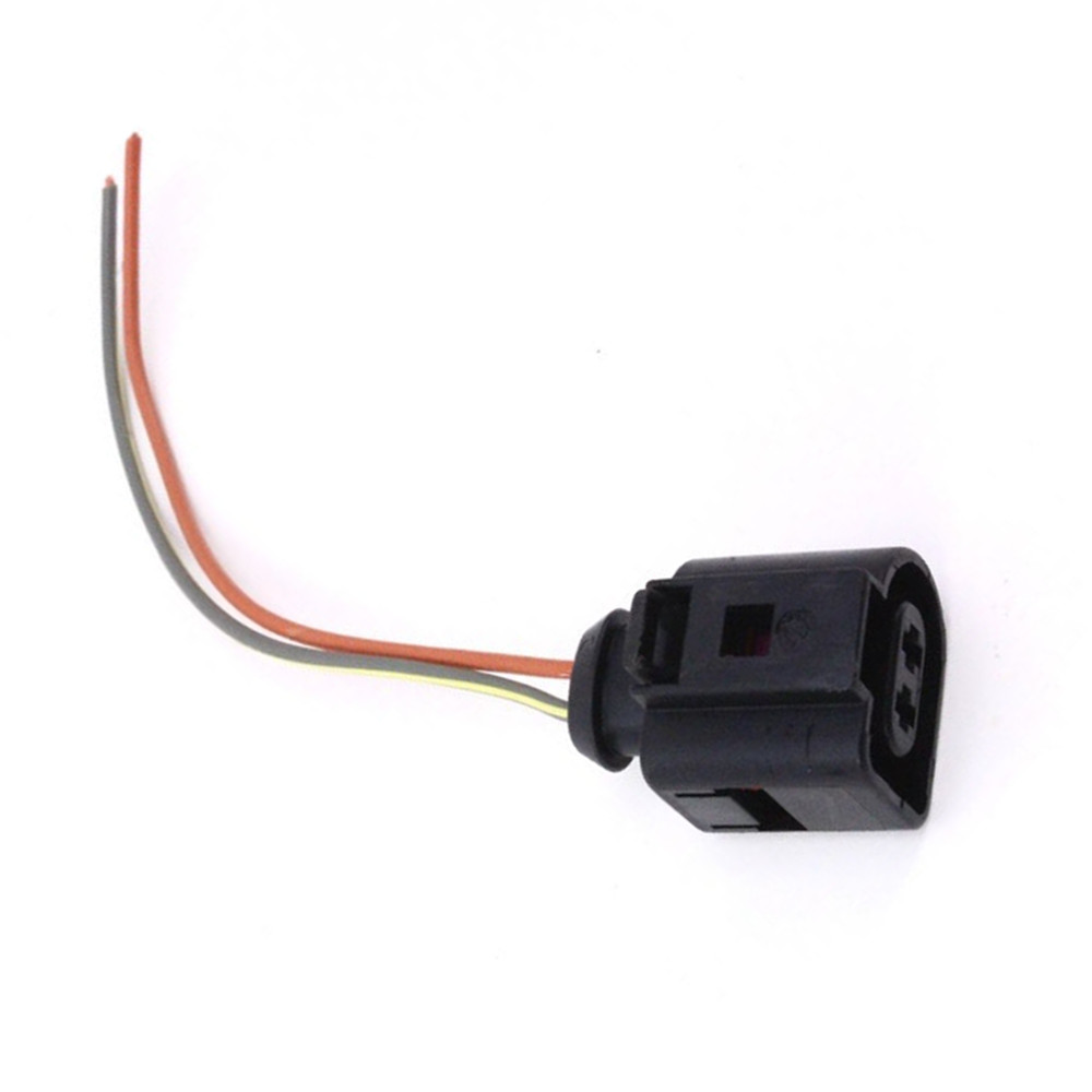 COSTLYSEED 1J0 973 722 A Rear Parking Servomotor Pigtail Cable Harness Plug For A4 Q3 A5 S5 Q5 VW Passat B6 B7 CC Tiguan