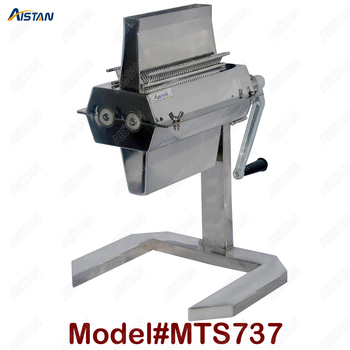 ETS737 Commercial electric/manual meat tenderizer machine for kitchen equipment 2
