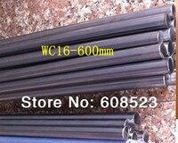 4 Pcs 16 Mm 600 Mm WC16 Cylinder Liner Rail Linear Optical