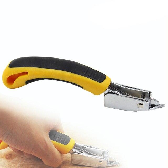 Multitool Nail Staple Tool Plier Furniture Stapler For Wood Door ...