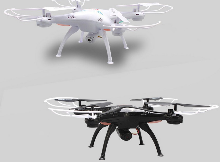 Original SYMA X5SW X5SC WIFI RC Drone FPV Quadcopter with HD Camera Real Time RC Helicopter Toys FSWB in RC Helicopters from Toys Hobbies
