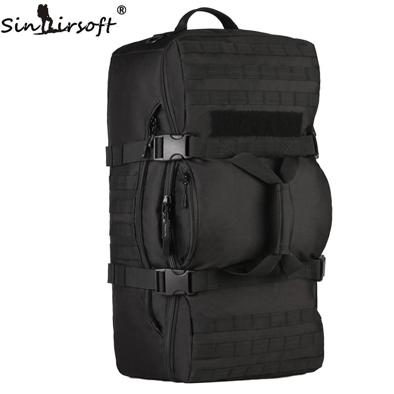 Рюкзак Для Путешествий 60 Л. На Застежках