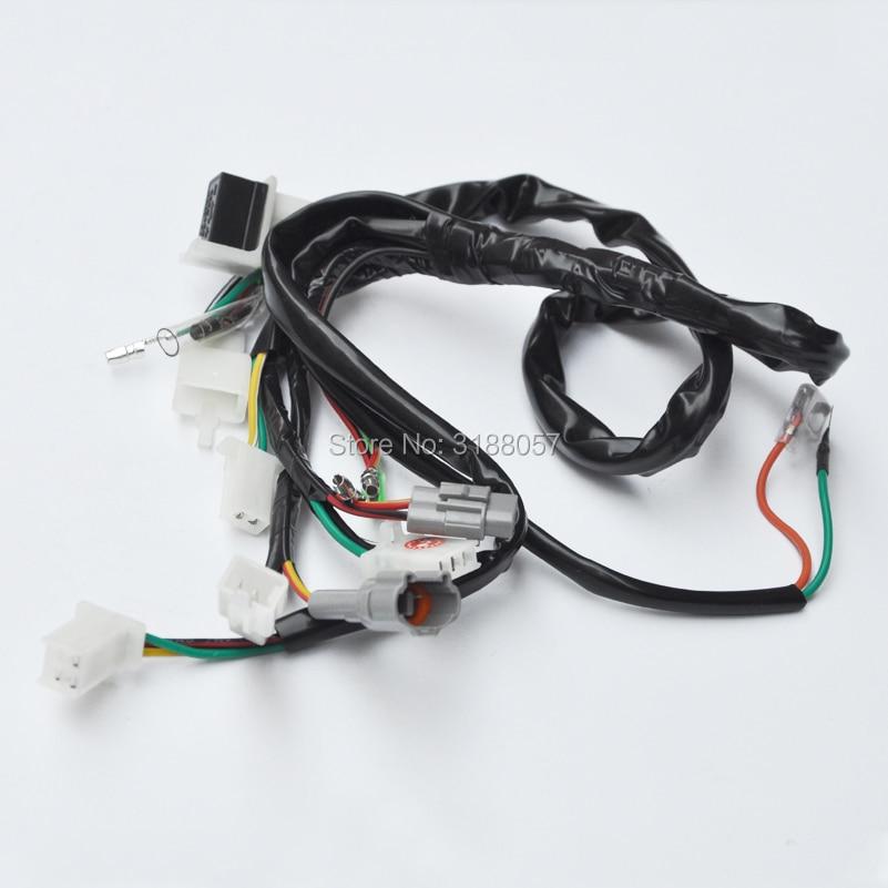 razor electric dirt bike wiring diagram yamaha dirt bike wiring wire harness wiring for yamaha pw50 peewee 50 2 cycle dirt ...