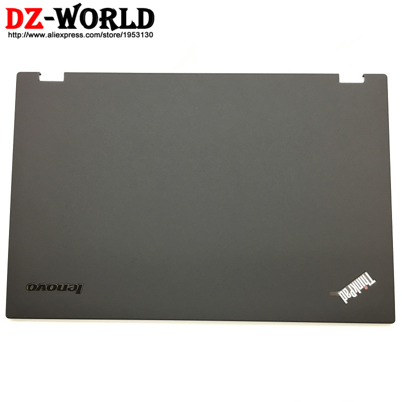New Original for Lenovo ThinkPad T540P W540 W541 LCD Shell Top Lid Rear Cover 04X5521 Compatible with FHD FHD++ Display new original for lenovo thinkpad t540p w540 edge e540 15 6 fhd hd edp led display laptop lcd panels screen 04x4812 04x0529