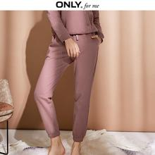 ONLY Women's Spliced Brushed Casual Pants |11841D503