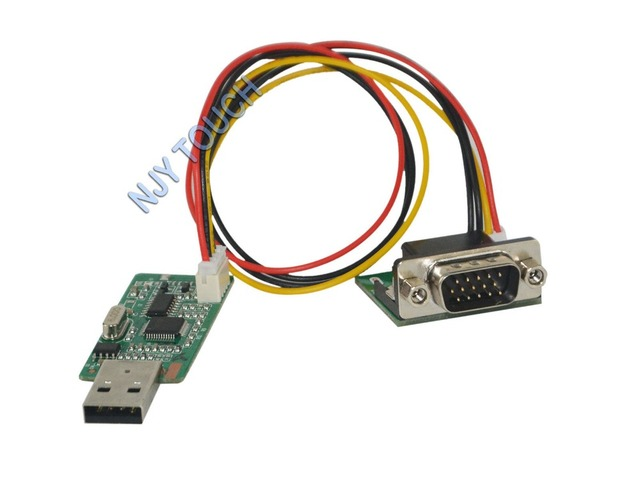 USB Programmer W7  Windfows XP for Burning V.M70A Universal VGA LCD Controller Board Powerful To DIY