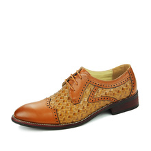 Height Increasing British Style Oxfords Shoes Men Pathent Leather Business Formal Shoes Gingham Wedding Shoes